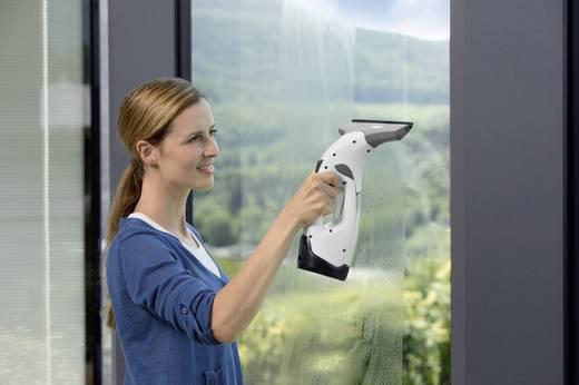 Elektromos ablaktisztító készlet, szürke/fehér, Kärcher WV 2 Premium