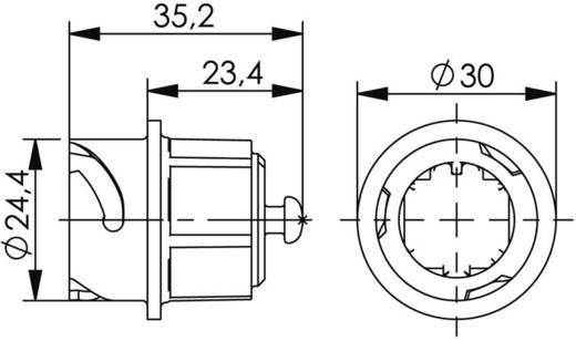 STX V1 Porvédő sapka dugóhoz változat 1 STX V1 fekete Telegärtner Tartalom: 1 db