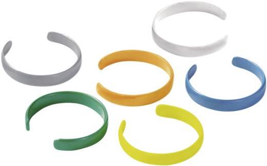 Farbkodierring für Stecker Variante 1 und 4 B80112A0000 Weiß Telegärtner Inhalt: 1 St.