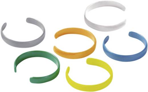 Farbkodierring für Stecker Variante 1 und 4 B80112A0004 Gelb Telegärtner Inhalt: 1 St.