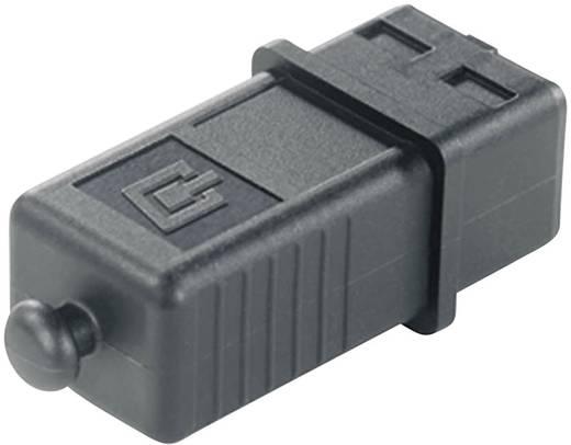 Porvédő sapka dugóhoz változat 4 H80030A0001 fekete Telegärtner Tartalom: 1 db