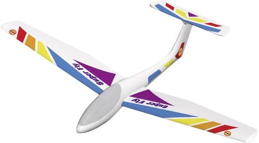 Eldobós, szabadonrepülős modellrepülő, sikló vitorlázó repülő Günther Flugspiele Fly 1513
