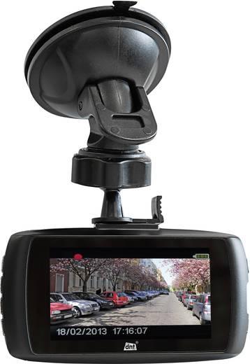 Autós kamera, CarCamDoo dnt vízszintes látószög=120 ° 12 V, 24 V