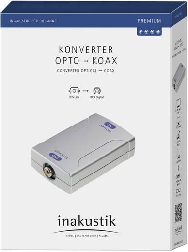 Optikai, Toslink - RCA jelátalakító Inakustik Premium Starlight 1180609