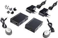 HDMI Extender jeltovábbító max.100m-ig Inakustik Exzellenz 9120012 (009120012) Inakustik