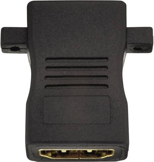 HDMI csatlakozó aljzat toldó adapter Inakustik 1180616