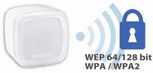 WLAN jelerősítő, repeater, hatótáv növelő 300 Mbit/s 2,4 GHz, EDIMAX EW-7438RPnAir EdiRange alkalmazással