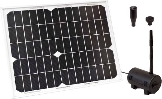Napelemes szökőkút szivattyú rendszer, Solar Trend Grado 01242