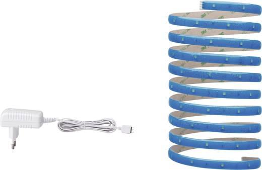 Deko fénycsík bázis készlet, kék (fluoreszkáló), Paulmann YourLED Deco 70503