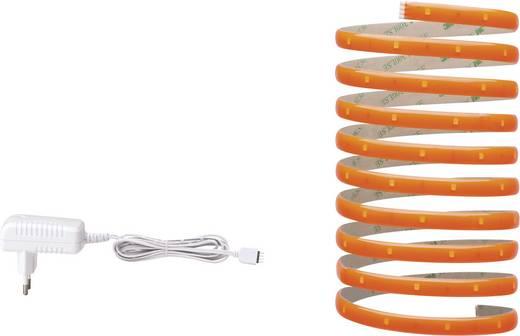 Deko fénycsík bázis készlet, neon-narancs, Paulmann YourLED Deco 70506