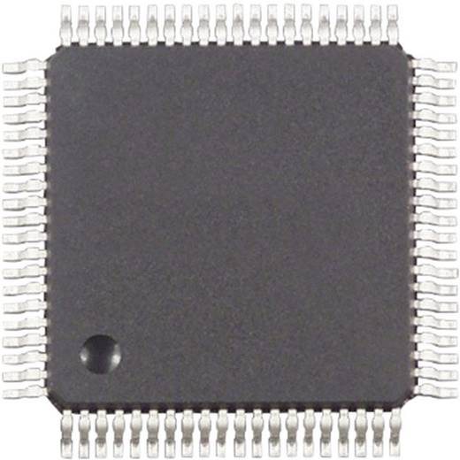Embedded mikrokontroller Freescale Semiconductor MC9S12DG128VFUE Ház típus QFP-80