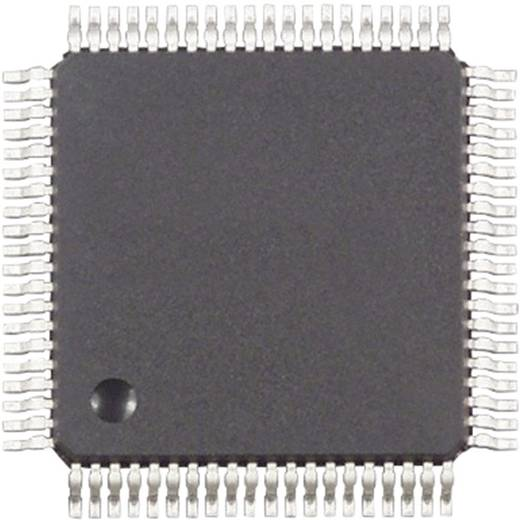 Embedded mikrokontroller Freescale Semiconductor MC9S12E64CFUE Ház típus QFP-80