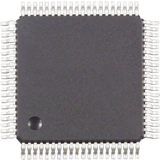 Embedded mikrokontroller Freescale Semiconductor MC9S12XEQ512CAA Ház típus QFP-80