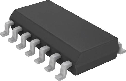 Lineáris IC Infineon Technologies TLE6254-3G, PDSO-14 TLE6254-3G