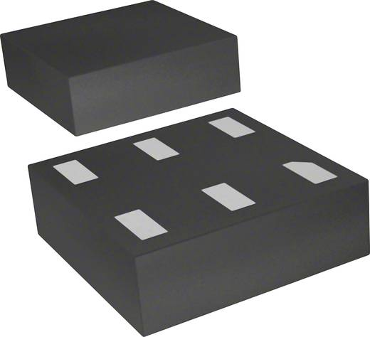 Logikai IC - kapu és konverter - többfunkciós NXP Semiconductors 74AUP2G3404GN,125