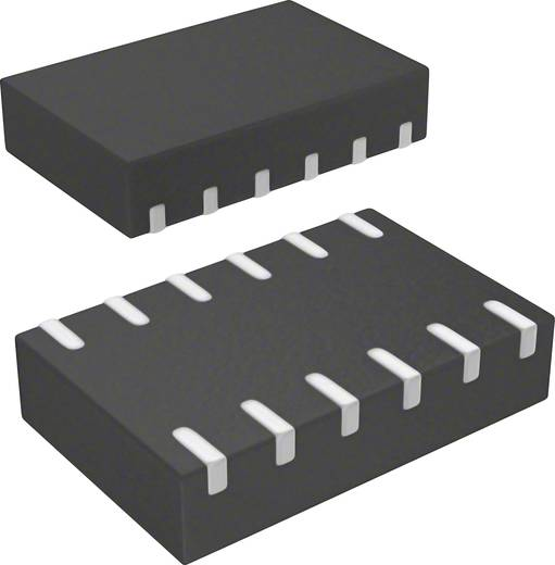 PMIC STM6601CQ2BDM6F TDFN-12 STMicroelectronics