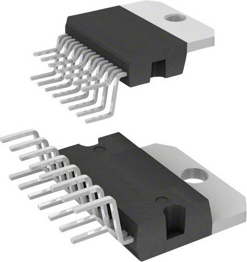 Lineáris IC STMicroelectronics TDA7266, ház típusa: MULTIWATT-15