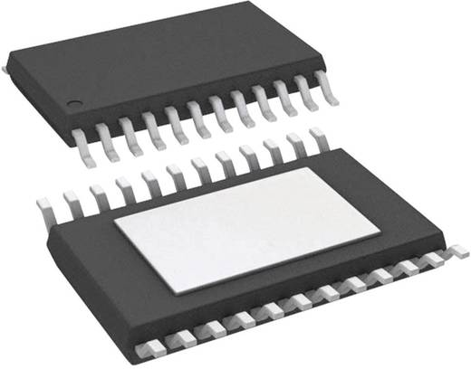 PMIC - feszültségszabályozó, lineáris (LDO) Texas Instruments TPS70445PWP Pozitív, fix HTSSOP-24