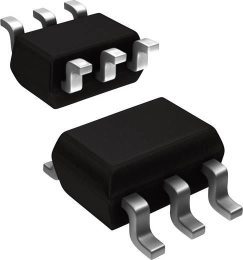 Logikai IC - inverter NXP Semiconductors 74AUP2G04GW,125 Inverter TSSOP-6
