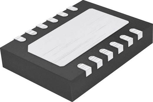 PMIC - feszültségszabályozó, lineáris (LDO) Linear Technology LT3081EDF#PBF Pozitív, beállítható DFN-12 (4x4)