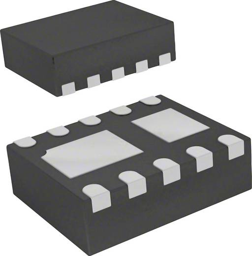 Csatlakozó IC - adó-vevő Maxim Integrated RS485 1/1 TDFN-10-EP MAX13430EETB+T