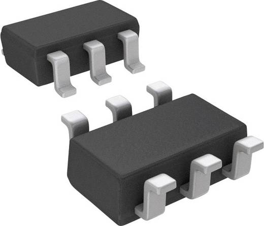 PMIC - feszültségszabályozó, DC/DC Texas Instruments LMR12010YMKE/NOPB TSOT-6