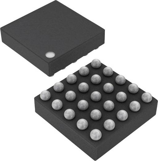Lineáris IC Texas Instruments TCA8418EYFPR, ház típusa: DSBGA-25