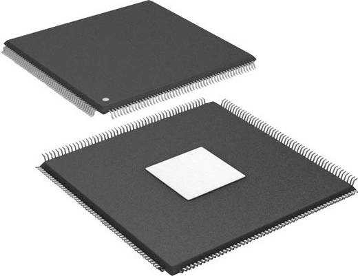 Beágyazott mikrokontroller LPC1774FBD208,551 LQFP-208 (28x28) NXP Semiconductors 32-Bit 120 MHz I/O-k száma 165