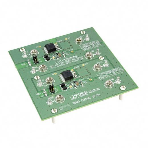 Demó panel, Linear Technology DC1676A