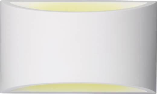 Gipsz lámpa, renkforce Lugo MW-8511 G9 40 W Fehér