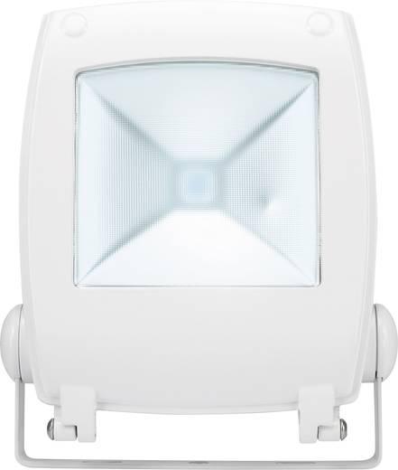 LED-es kültéri fényszóró 10 W Hidegfehér Renkforce SPC10H2 KW Fehér