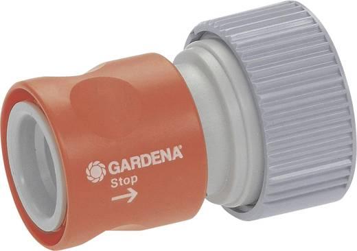 """Gardena vízmegállító gyorscsatlakozó és átlalakító elem 19 mm 3/4""""-os Gardena Profi (2814)"""