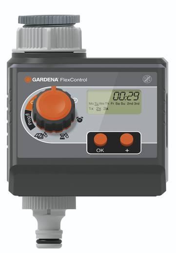 Gardena öntöző időkapcsoló, öntözésvezérlő, öntözőkomputer Gardena Flexcontrol