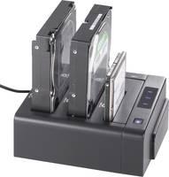 USB 3.0/eSATA merevlemez dokkoló állomás, Renkforce Renkforce