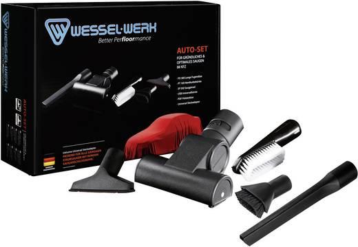 Porszívó fejek, feltétek autó takarításhoz, 5 részes készlet Wessel Werk