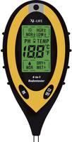 Talaj PH mérő és talajnedvesség mérő készülék, 4 az 1-ben, X4-life X4-LIFE