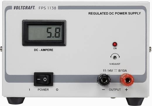 Labortápegység, VOLTCRAFT FPS-1138 11 - 14 V/DC 0 - 10 A 112 W