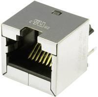 Moduláris beépíthető alj, függőleges, árnyékolt Cat.6a alj, Pólus: 8P8C SS-60300-016 nikkelezett, fém BEL S (SS-60300-016) BEL Stewart Connectors