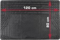 DINO 130025 Csomagtér szőnyeg Alkalmas (autómodell) Universal (H x Sz) 80 cm x 120 cm Fekete DINO