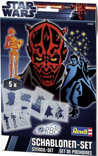 Star Wars sablon készlet II