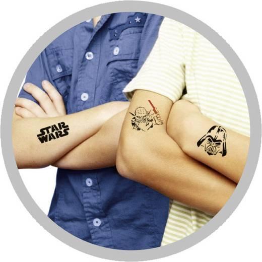 Star Wars tetováló készlet