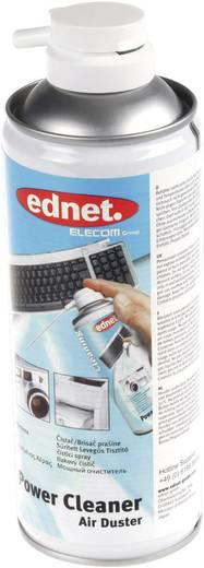 Sűrített levegő 400 ml, ednet Power Cleaner 63004