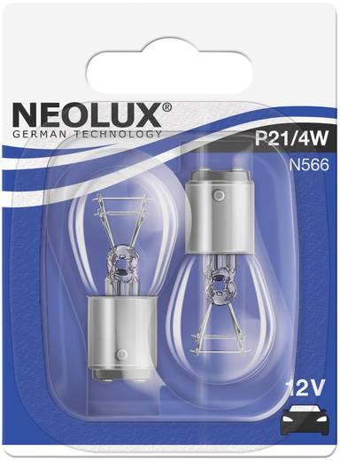 Neolux Standard izzólámpa P21/4W 12 V 12 V BAZ 15d