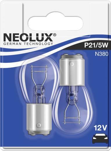 Neolux Standard izzólámpa P21/5W 12 V 12 V BAY15D