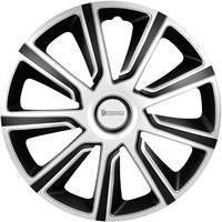 Autó dísztárcsa készlet 4 db, ezüst/fekete, Michelin Louise R14 Michelin