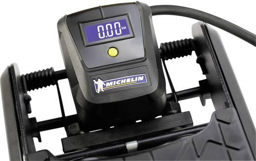 Lábpumpa, matrac pumpa LCD kijelzővel, 2 hengeres Michelin 92421