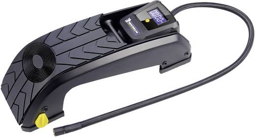 Lábpumpa, matrac pumpa LCD kijelzővel, 1 hengeres Michelin 92420