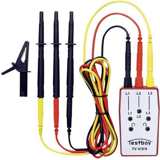 Forgómező vizsgáló, Testboly TV 410 N