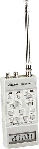 Digitális frekvenciamérő, Voltcraft FC-2500