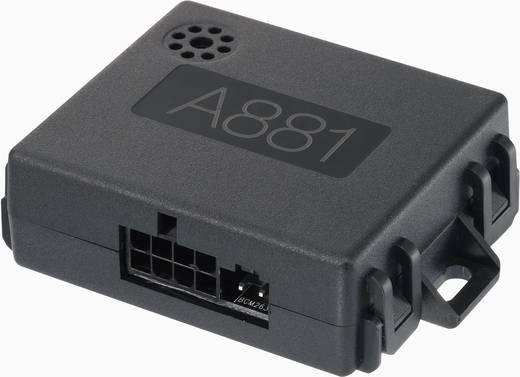 Autó indításgátló immobiliser okostelefon alkalmazással Apple iPhone és Android készülékekhez Smart Engine Lock A881
